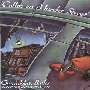 Coffin on Murder Street Audiobook