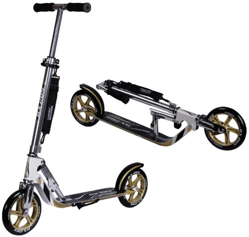 Hudora Scooter Big Wheel RX CB 205 braun
