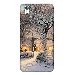 FASHEEN Premium Designer Soft Case Back Cover for Vivo Y18