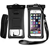 Vansky® Floatable Waterproof Case Dry Bag with Armband and Audio Jack for iPhone 6, 6 plus, 6s, 5, 5s, 4, Andriod...