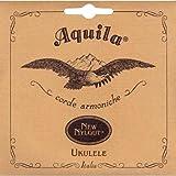 Aquila アクィーラ ウクレレ用 ナイルガット弦 AQ-T8W テナー用 8弦 (4th x1巻線)