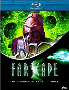 Farscape: Season 3 [Blu-ray]