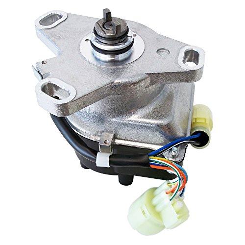 Ignition Distributor for Honda Civic & CRX JDM B16A Engine 1988 - 1991 Compatible with TD-22U TD-27U TD-28U (Honda Crx Jdm compare prices)