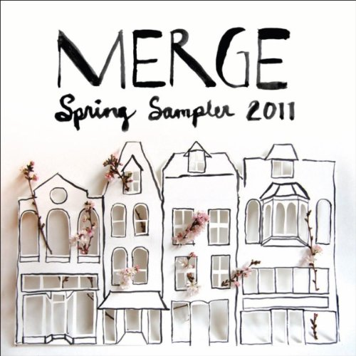 Merge Records 2011 Sampler
