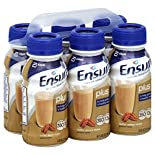 Ensure Plus Nutrition Shake, Butter Pecan, 6 - 8 fl oz (237 ml) bottles