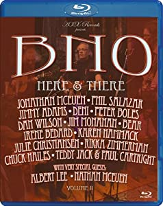 BNO: Here & There [Blu-ray]