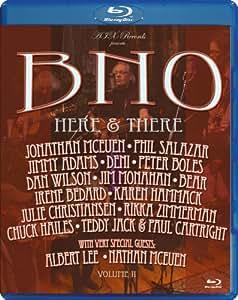 BNO: Here & There [Blu-ray]