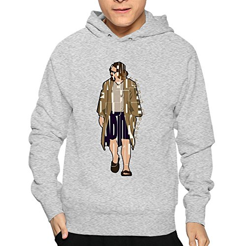 ZHENGAIMEI Man Big Lebowski Pre-cotton Hoodie Sweatshirt T-shirt