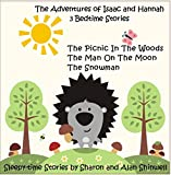 Bedtime Stories for Children 2-5 years old to help them sleep. Vol. 1. Audio CD. A collection of 3 magical stories lasting over 1 hour with music and sound effects. Designed to help kids fall into a gentle peaceful sleep.