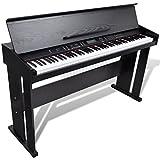 Klassische Elektrosche Klavier Piano 88 Tasten inkl. Notenablage