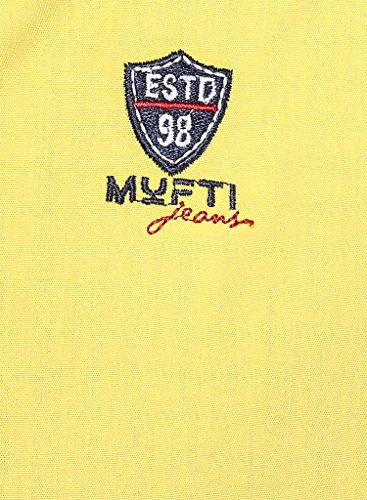 Mufti-Cotton-Jacket-MFJ-447-YELLOW