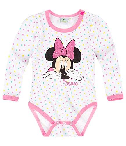 Disney Minnie Babies Body neonato - bianco - 6M