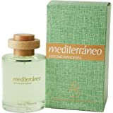 Mediteraneo By Antonio Banderas For Men. Eau De Toilette Spray 3.4 Ounces