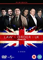 Law And Order UK - Season 6
