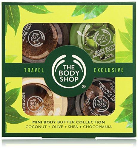The Body Shop Mini Butter Set Regalo - 200 ml