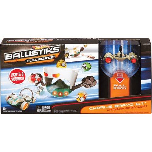 Hot Wheels Ballistiks Charlie Bravo 6.1