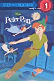 Disney Peter Pan (Step Into Reading - Level 1)