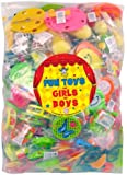 100 Assorted Party Bag Filler Toys