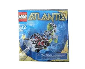 LEGO Atlantis 30042 Expedition Diver with Mini Sub (sealed in Bag)