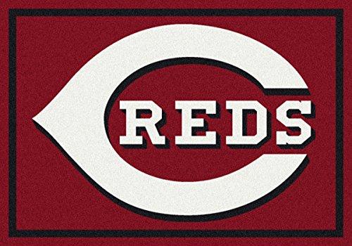Cincinnati Reds Milliken MLB Team Spirit Area Rug (10'9