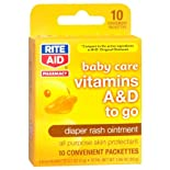 Rite Aid Vitamin A&D To Go 10ct