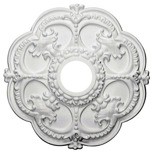 "18""OD x 3 1/2""ID x 1 1/2""P Rotherham Ceiling Medallion"