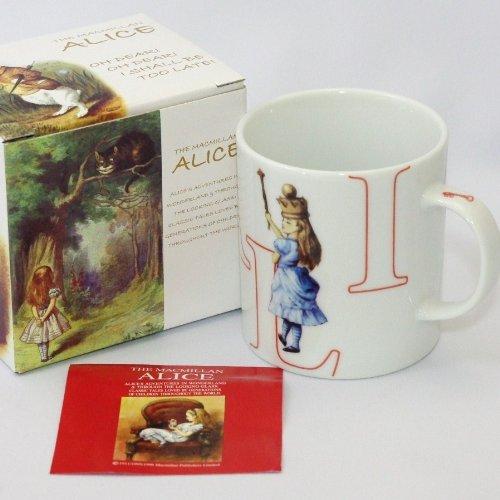 不思議の国のアリス マグカップ(全5種類) (アリス)