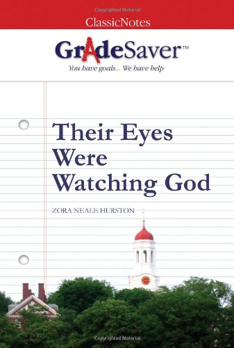 Janie in Their Eyes Were Watching God - Net Essays