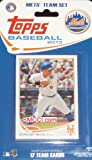 2013 Topps New York Mets Factory Sealed Special Edition 17 Card Team Set; Cards Are Numbered Nym-1 Through Nym-17 and Are Not Available in Packs. Players Included Are David Wright, Johan Santana, John Buck, Ike Davis, Daniel Murphy, Ruben Tejada, Jordany Valdespin, Jonathon Niese, Dillon Gee, Matt Harvey, Bobby Parnell, Lucas Duda, Citi Field and Others!