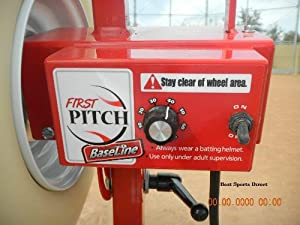 fast pitch machine