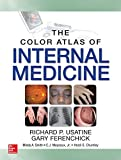 img - for Color Atlas of Internal Medicine book / textbook / text book