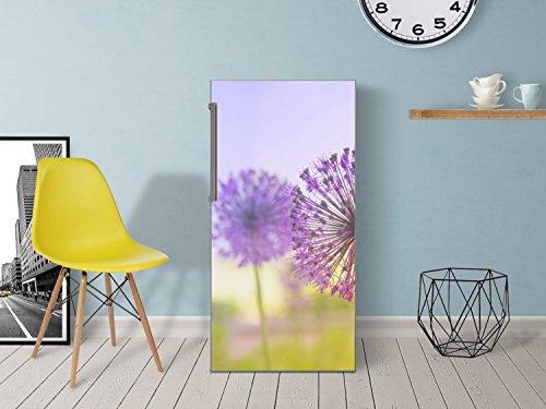 autocollant-sticker-art-de-tuiles-mural-bricolage-refrigerateur-cuisine-design-spring-flower-60x120-