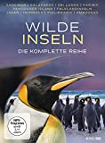 DVD Cover 'Wilde Inseln - Die komplette Reihe (Staffeln 1+2) (4 DVDs)