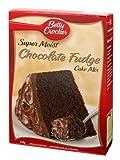ベティクロッカー チョコレートファッジケーキ ミックス 510g 西本貿易