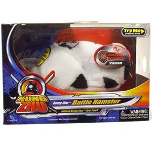 Zhu Zhu Pets - Kung Zhu - Battle Hamster - Ninja Warrior - Yama (Import Royaume-Uni)