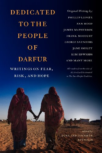 Dedicated to the People of Darfur: Writings on Fear, Risk, and Hope PDF