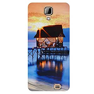 Shopme Printed Designer Back cover_3098_for Karbonn Moghul