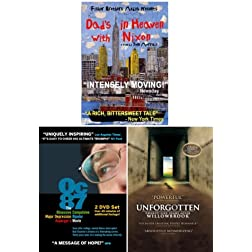 Great Documentaries - Volume 4: Mental Health - 3 DVD Collector's Edition