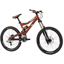 Mongoose Pinn'r Foreman Dual Suspension Mountain Bike 26Inch