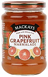 Mackays Pink Grapefruit Marmalade, 340g
