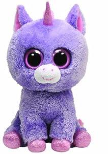Amazon.com: Ty Beanie Boos Buddy - Rainbow the Unicorn: Toys & Games