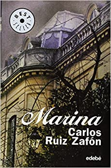 Marina (Best Seller (Edebe)): Amazon.es: Carlos Ruiz Zafon