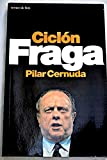 img - for Ciclon Fraga (Grandes temas) (Spanish Edition) book / textbook / text book