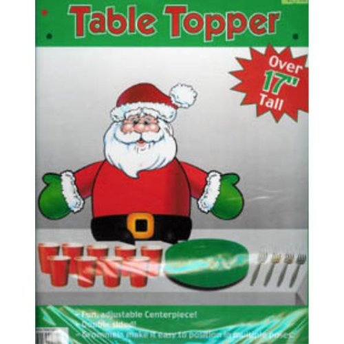Santa Table Topper