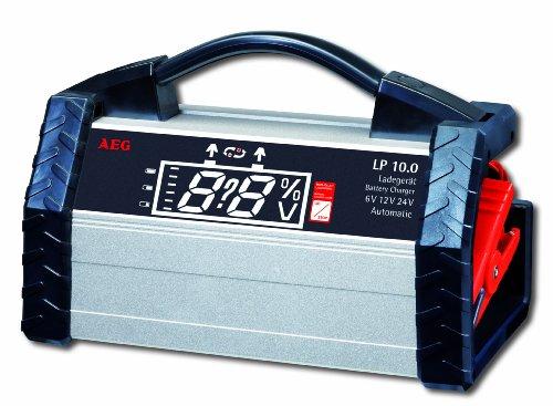 AEG 97100 Mikroprozessorgesteuertes Ladegerät