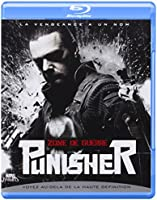 The Punisher - Zone de guerre [Blu-ray]