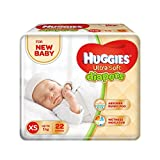#3: Huggies Ultra Soft for New Baby XS Size Diapers (22 Count)