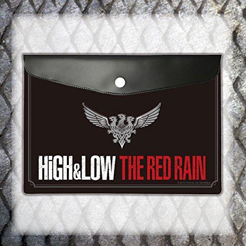 【映画グッズ】 HiGH&LOW THE RED RAIN ソフトケース