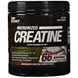 Top Secret Nutrition Micronized Creatine Grams, 330 Gram