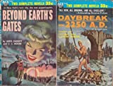 Daybreak, 2250 A.D. / Beyond Earths Gates (Ace Double D-69)